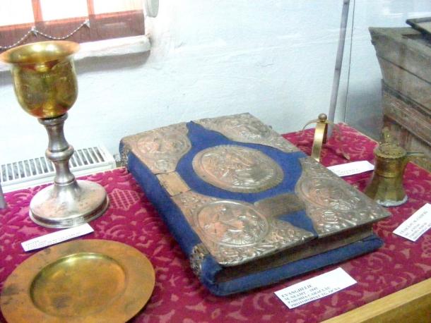 muzeu borzesti evanghelie neamt