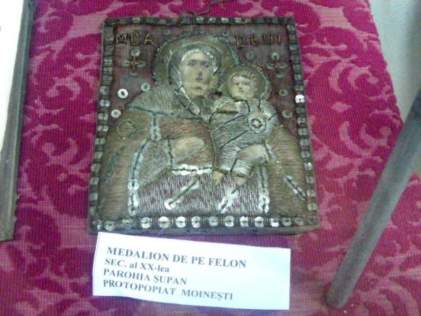 muzeu borzesti medalion felon