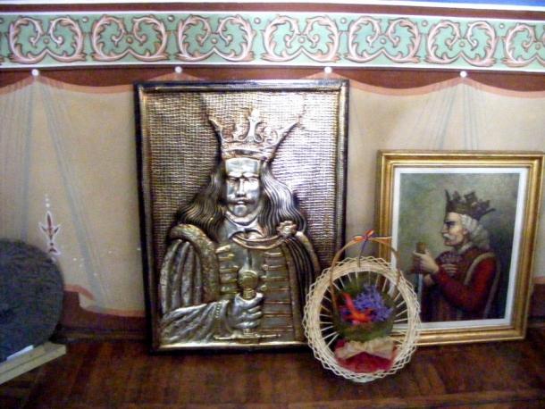 muzeu borzesti stefan cel mare argint