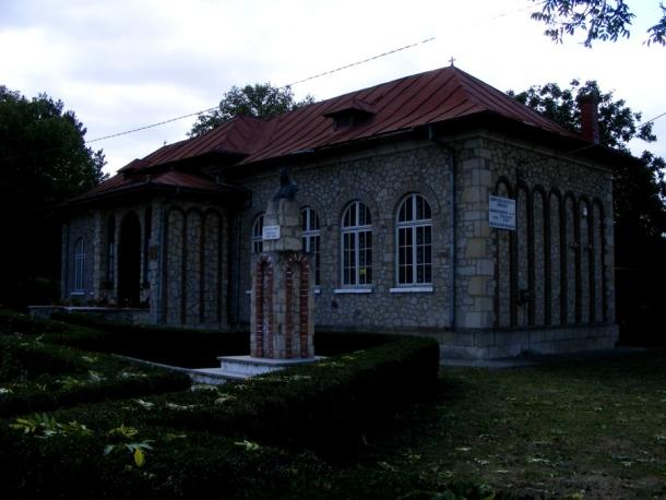 muzeul de cultura borzesti