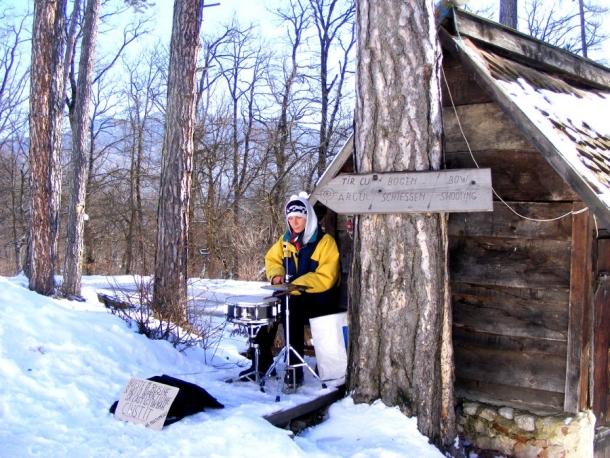 muzica la cetatea rasnov