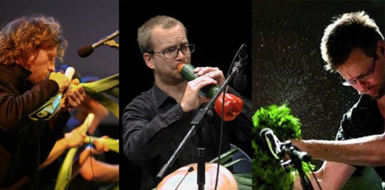 Orchestra de legume din Viena