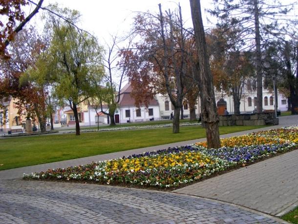 parcul piata 1848
