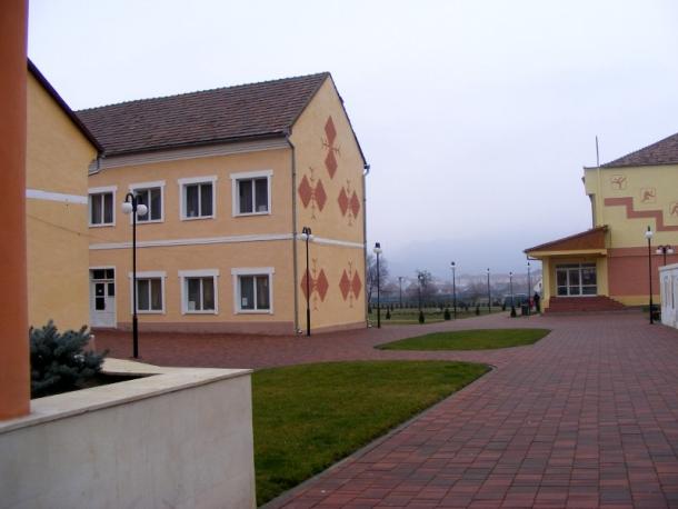 scolile blajului