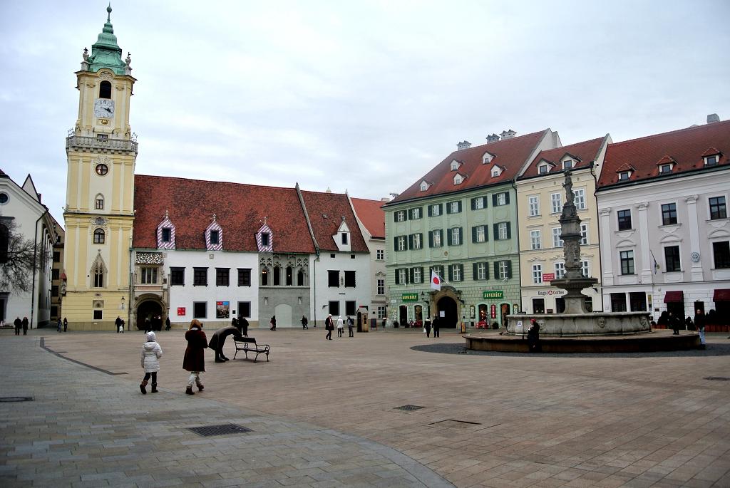 bratislava centru vechi