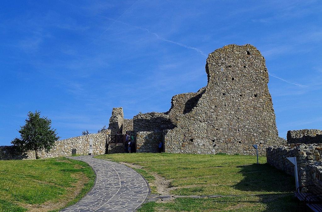 castelul devin brastislava