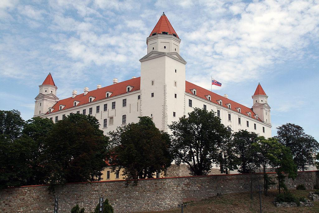 palatul hrad