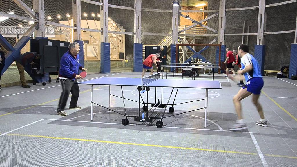 salina tenis de masa