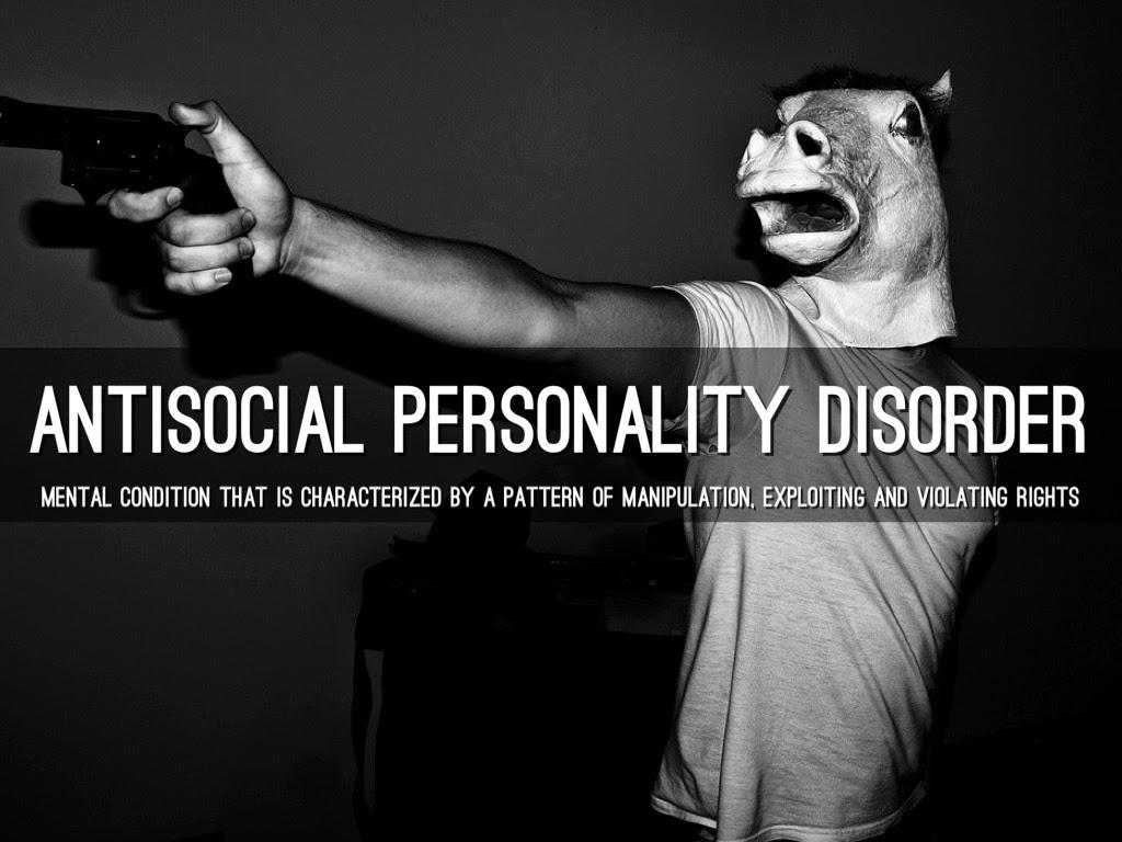 personalitate antisocială