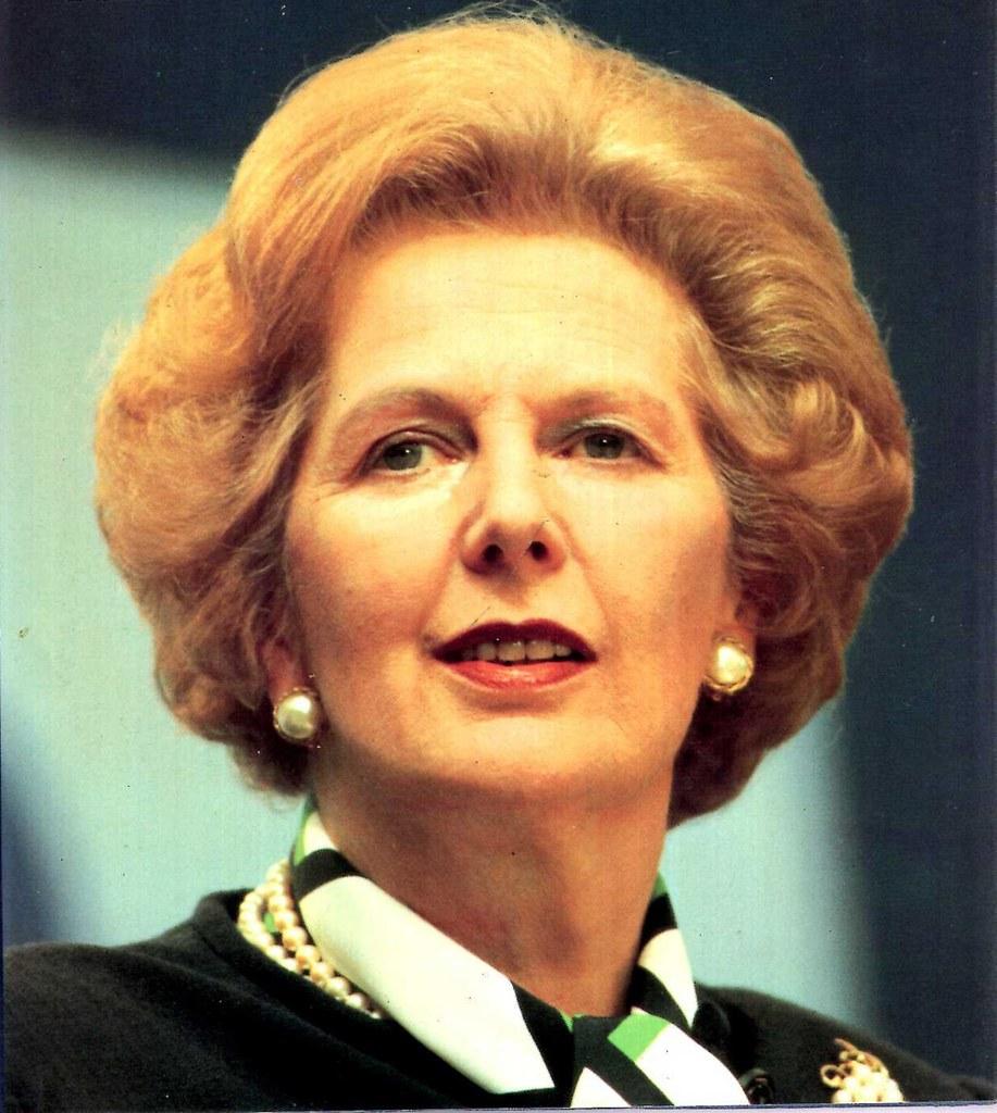 Margaret Thatcher11