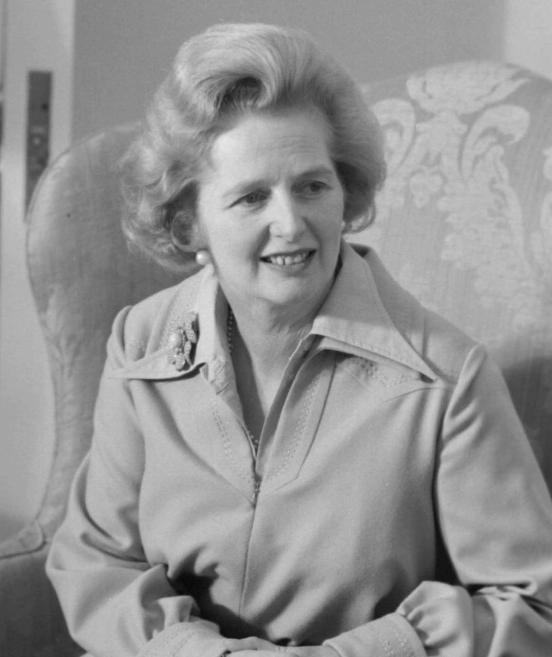Margaret Thatcher111