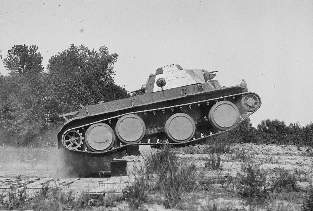tancul in cel de-al Doilea Razboi Mondial