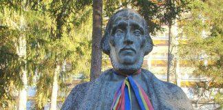 Bustul lui Nicolae Balceascu