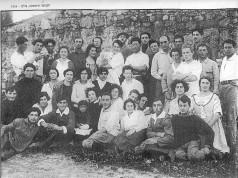 Istoria kibbutzurilor evreiești