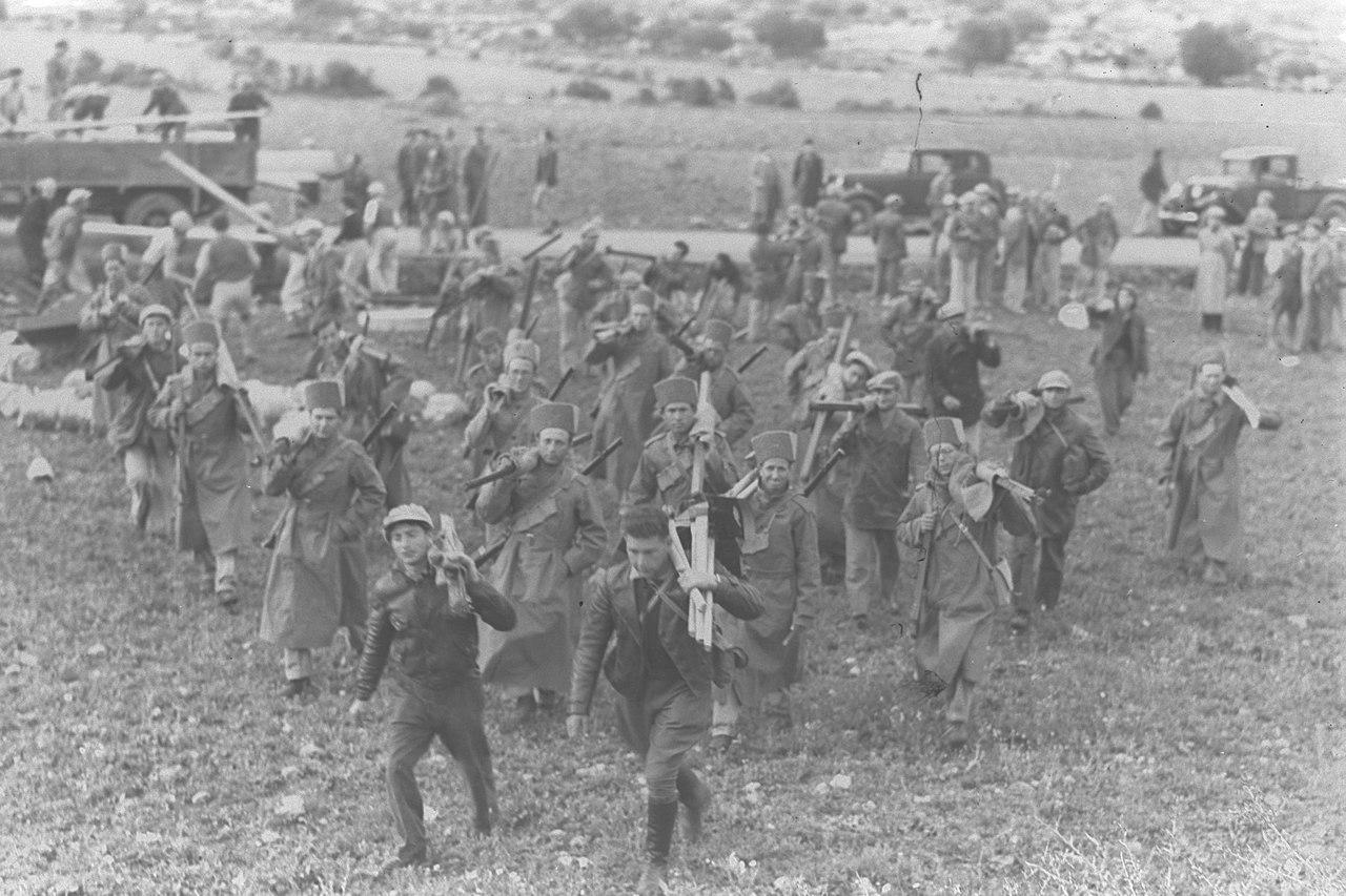kibbutzurilor evreiești