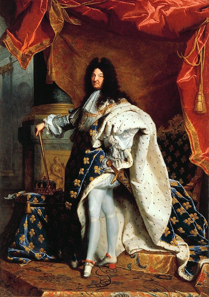 Ludovic-al-XIV-lea