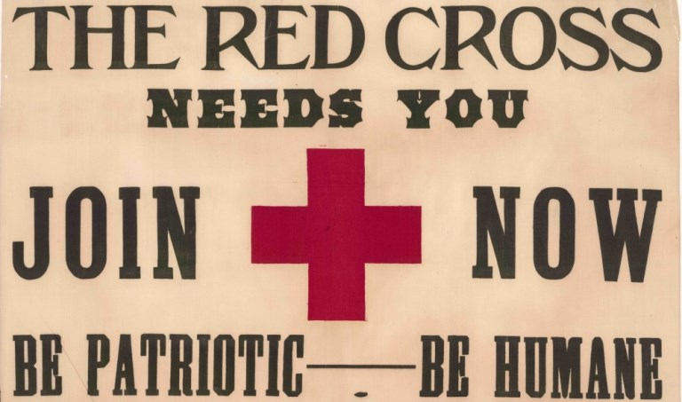 crucea rosie