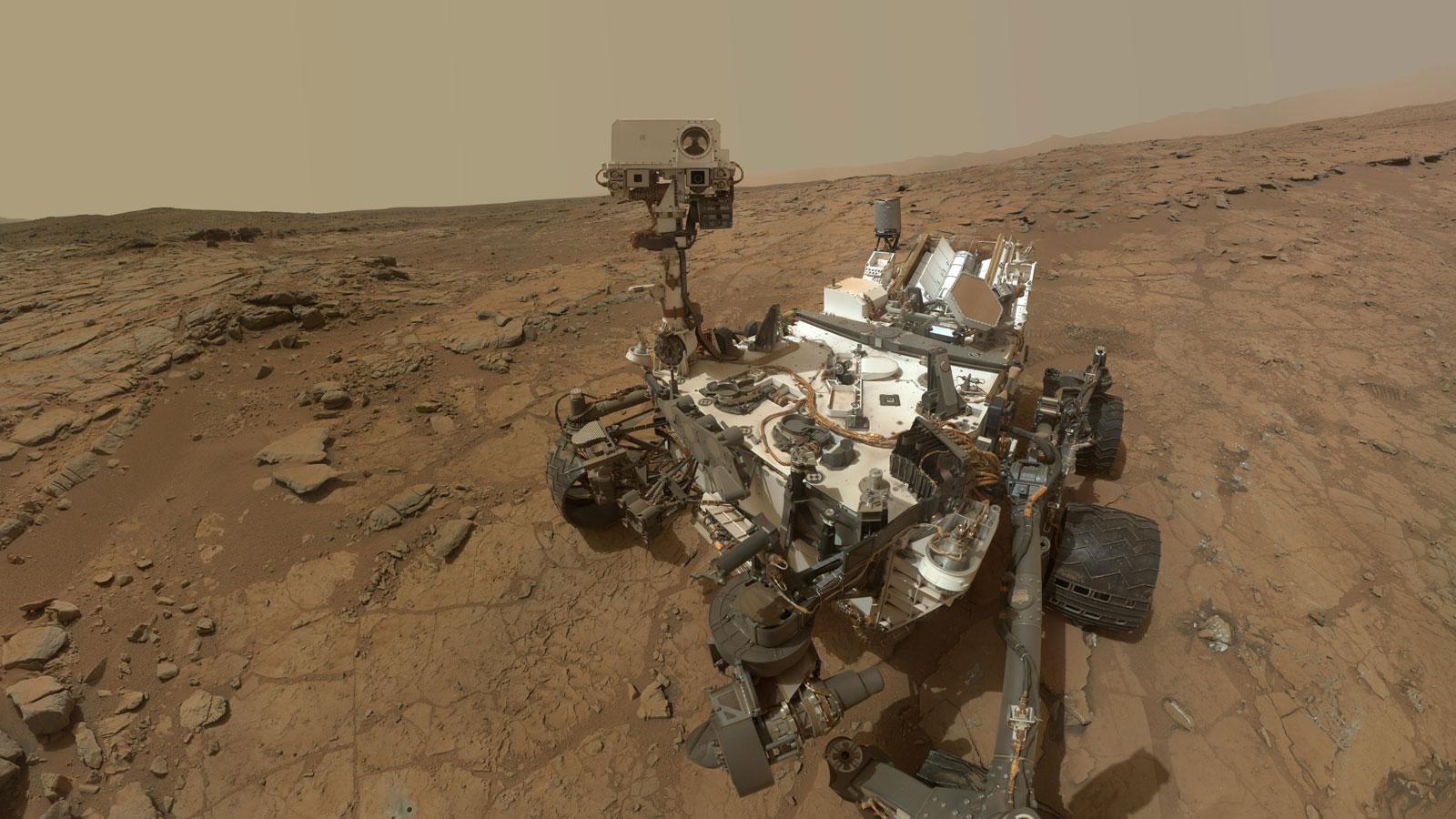 Dovezi științifice ale vieții pe Marte
