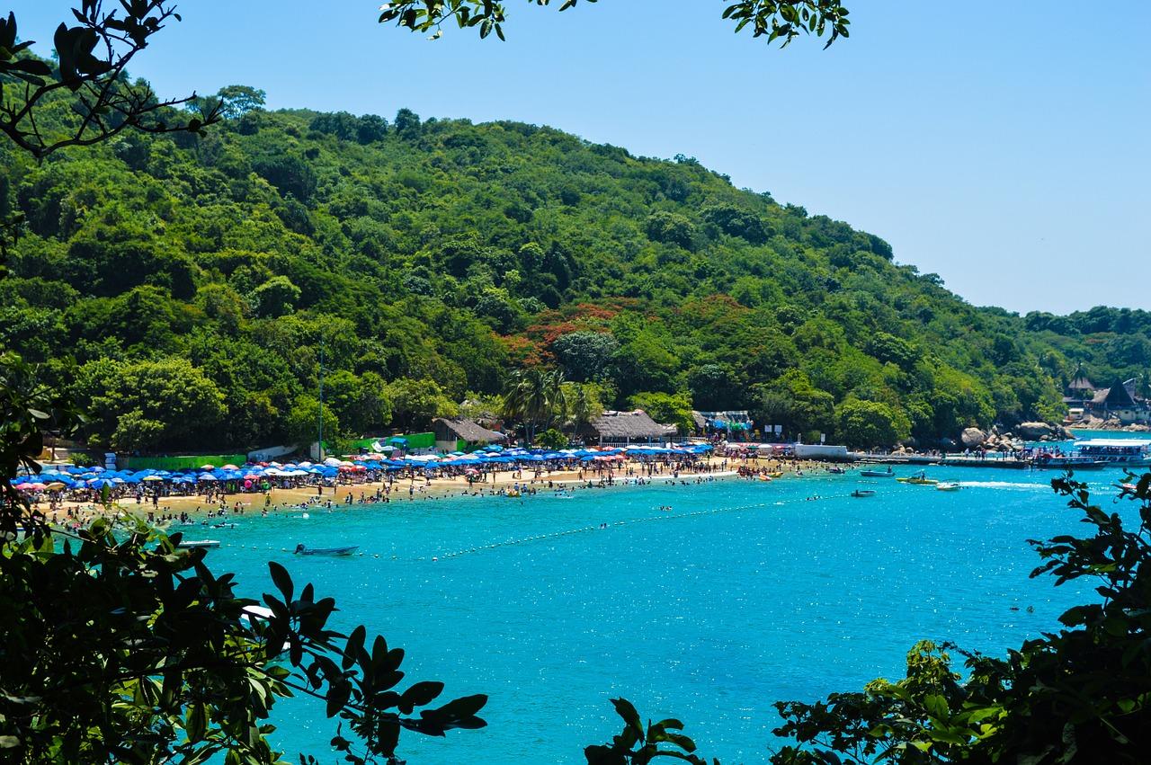 Acapulco plaja