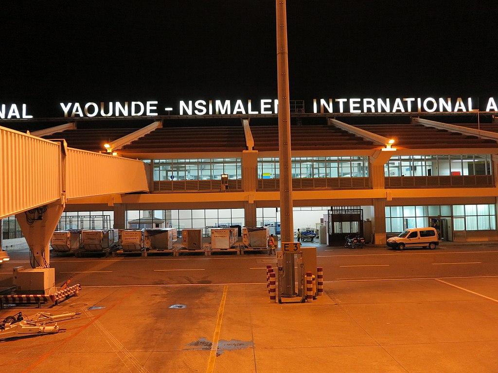 Aeroportul International Yaounde