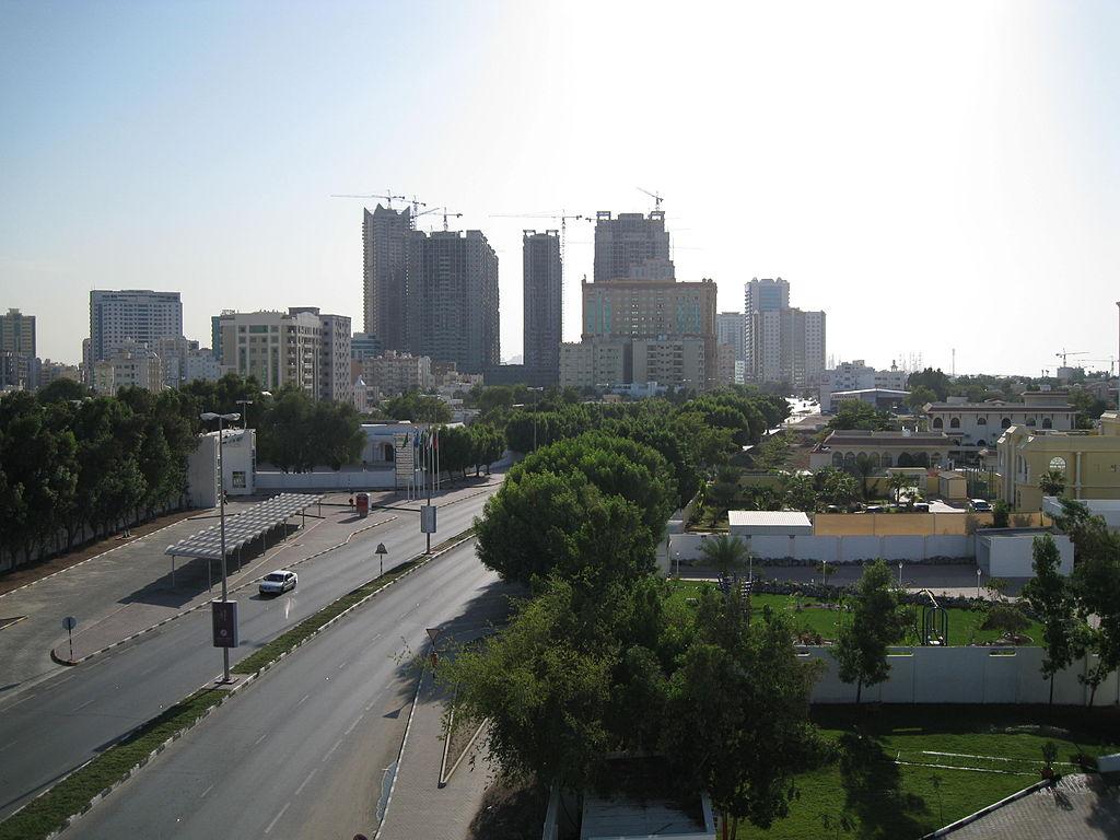 Ajman mall-uri