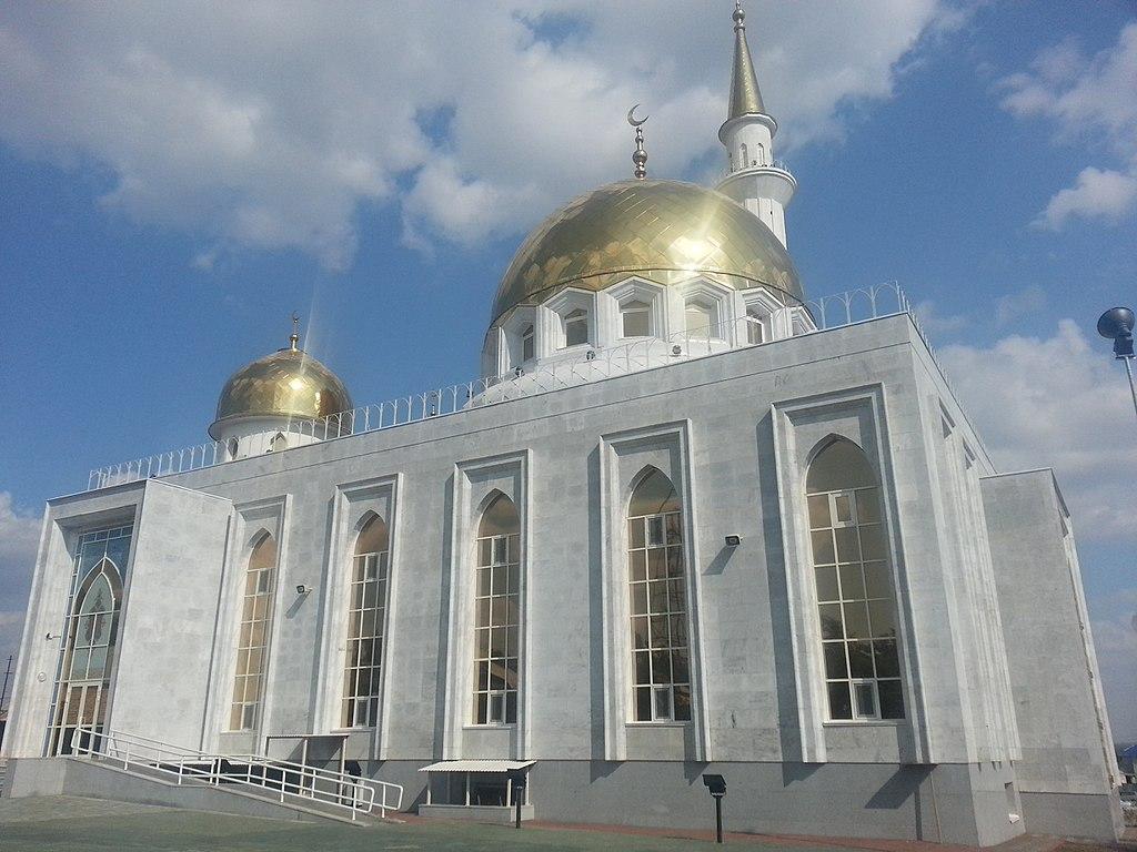 Aktobe moscheea centrala