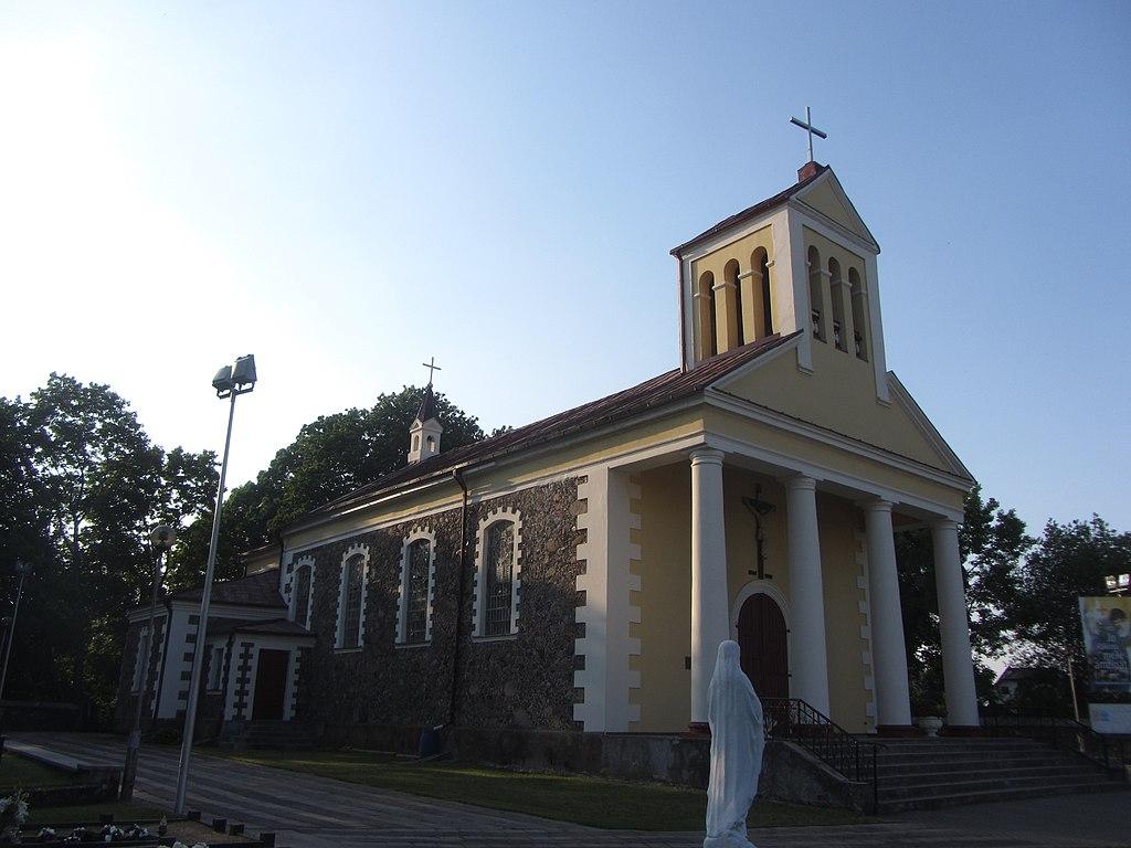 Alytus biserica