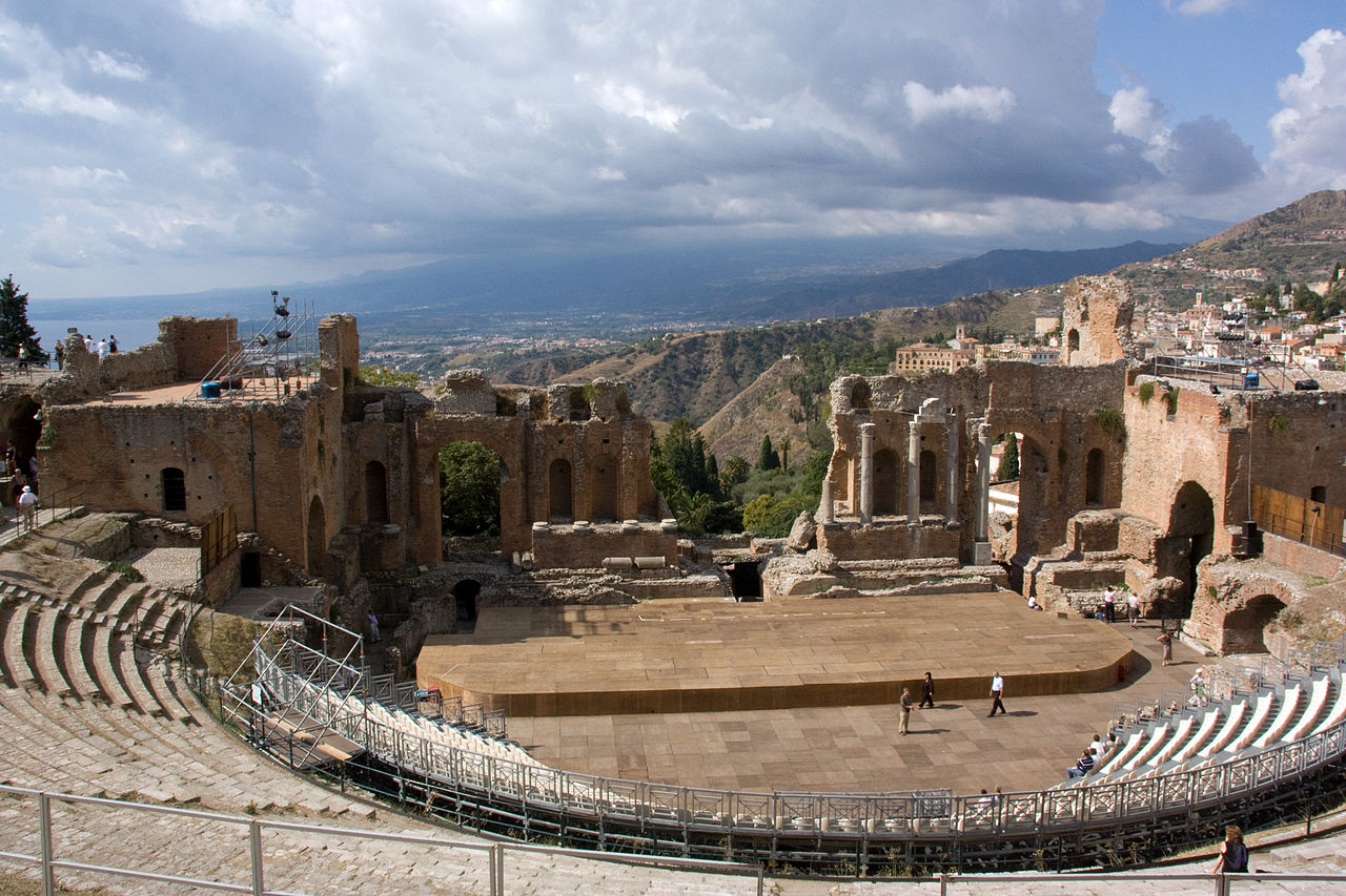 Amfiteatrul de la Taormina1