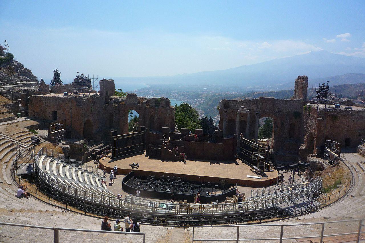 Amfiteatrul de la Taormina11