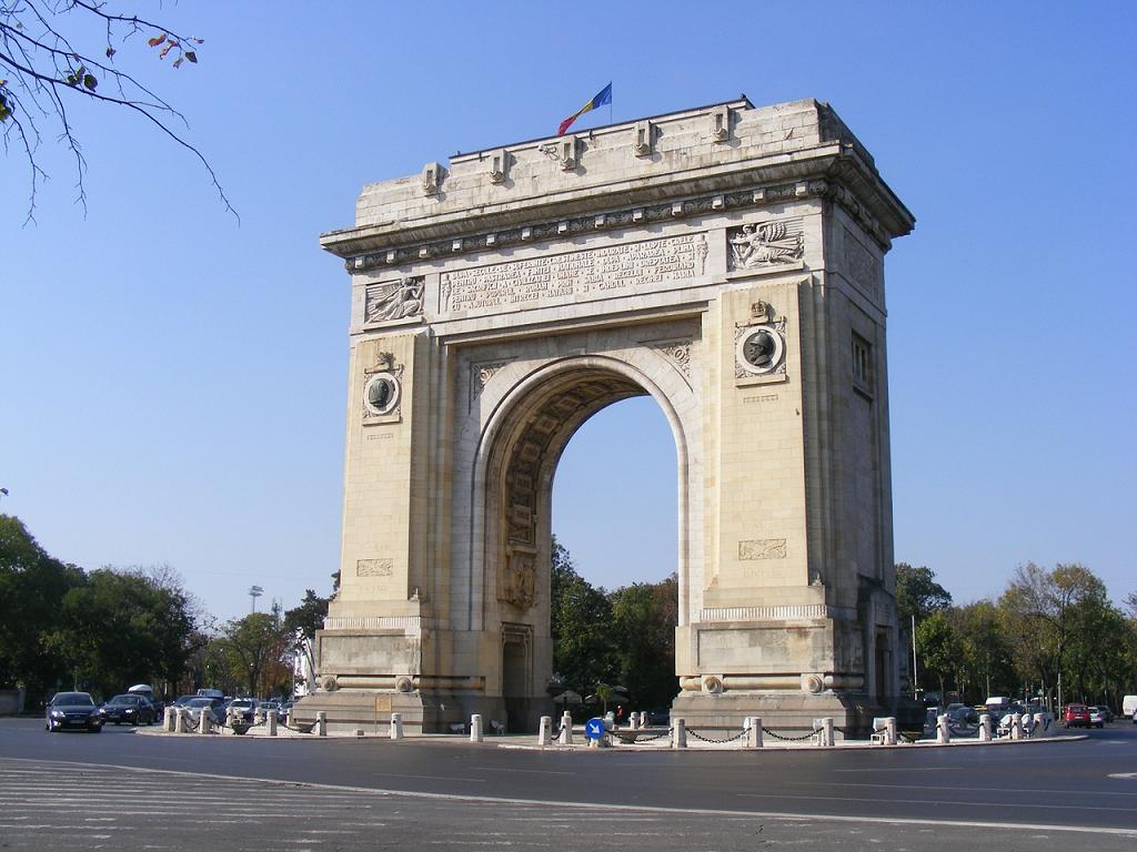 Arcul de Triumf Bucuresti