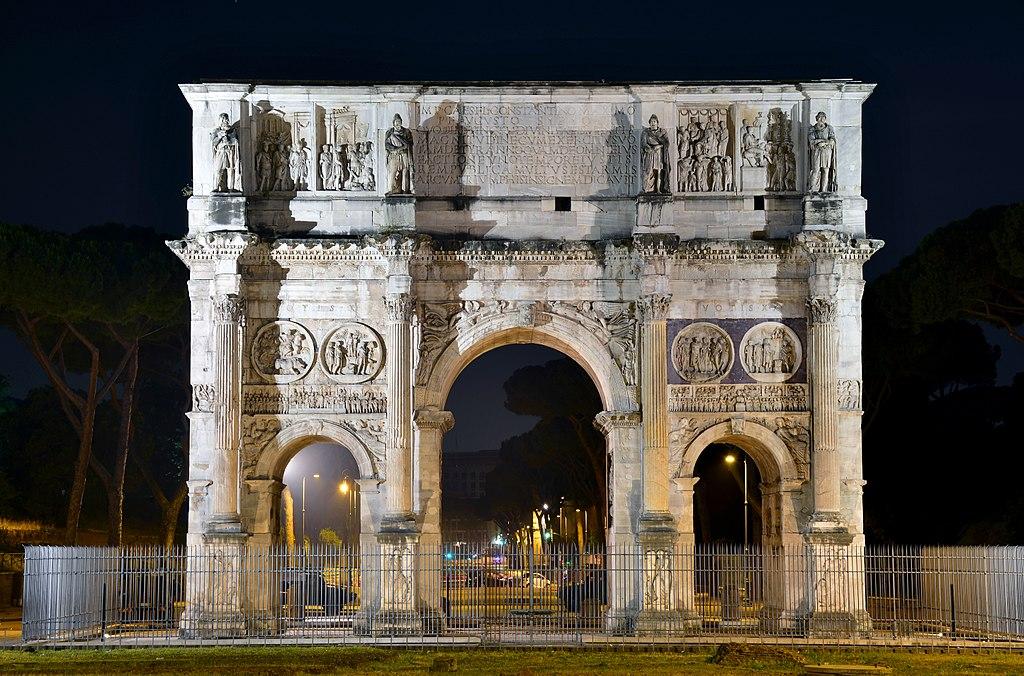 Arcul de Triumf al lui Constantin