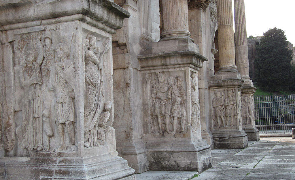 Arcul de Triumf al lui Constantin11