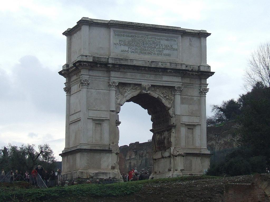 Arcul de Triumf al lui Titus