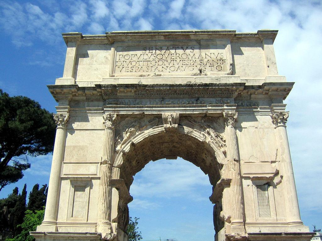 Arcul de Triumf al lui Titus1