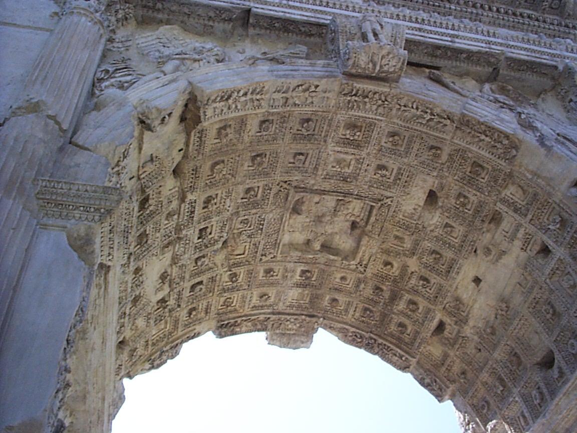 Arcul de Triumf al lui Titus11