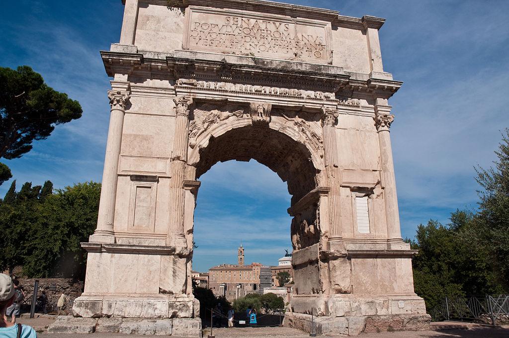Arcul de Triumf al lui Titus111