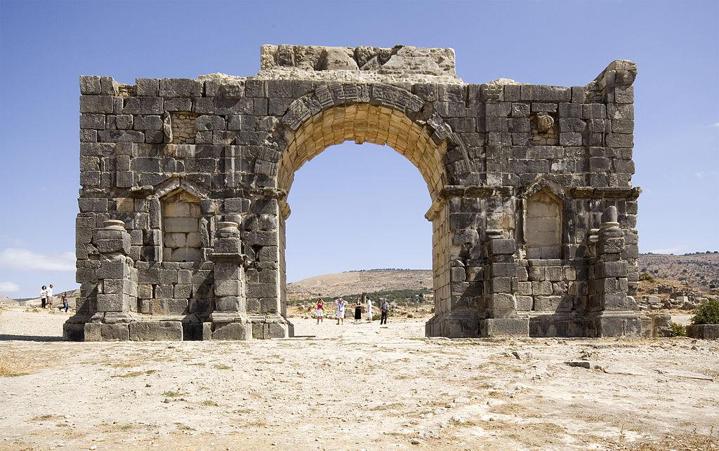 Arcul de Triumf din Volubilis1