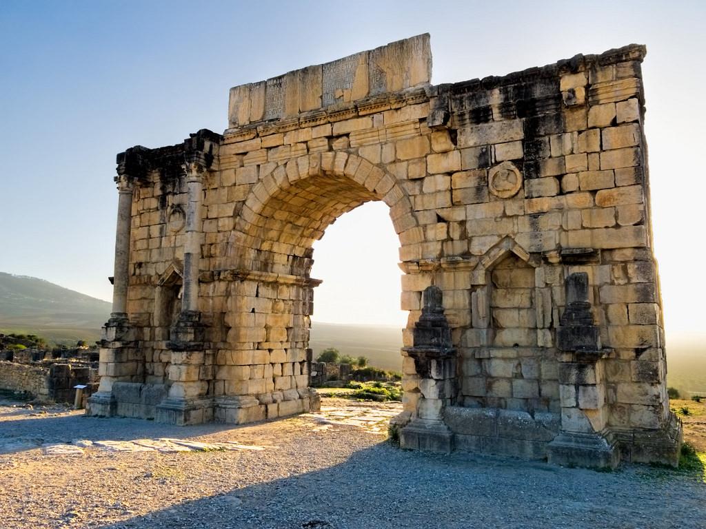 Arcul de Triumf din Volubilis11