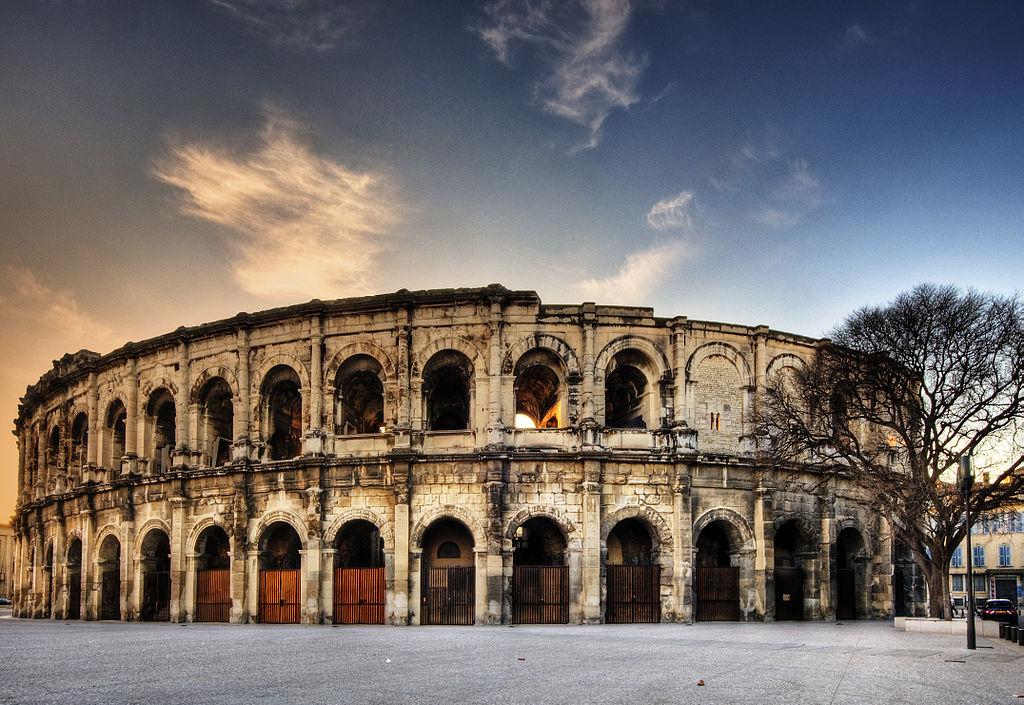 Arena romana din Nimes