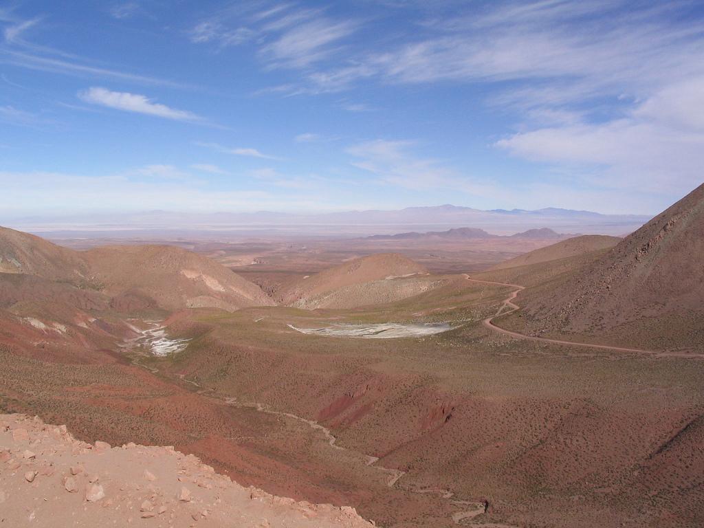 Atacama Desert111