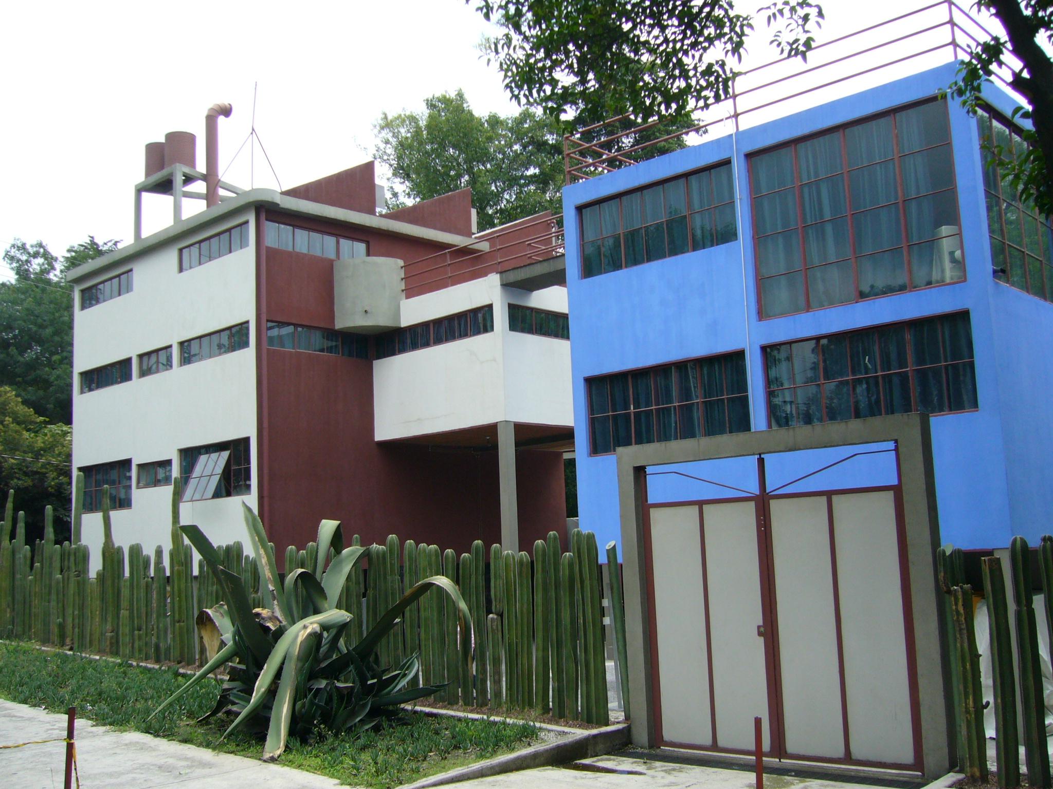Atelierul Rivera si Kahlo