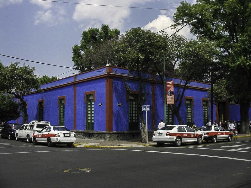 Atelierul Rivera si Kahlo1111