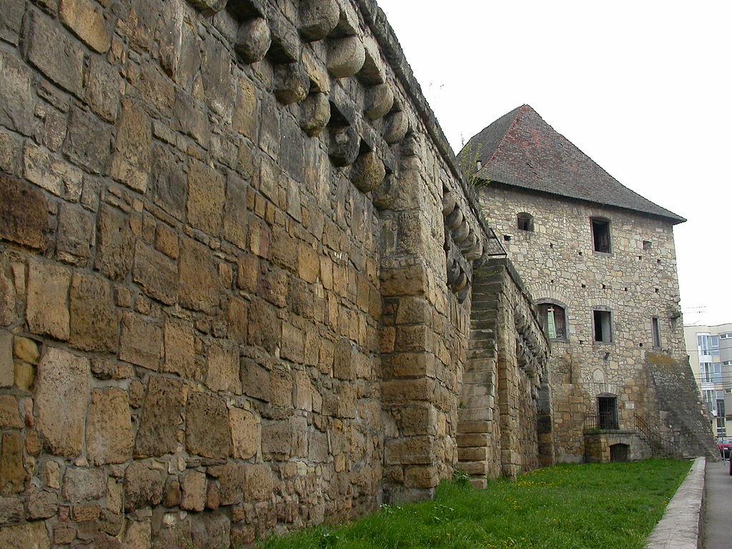 Bastion Bethlen exterior