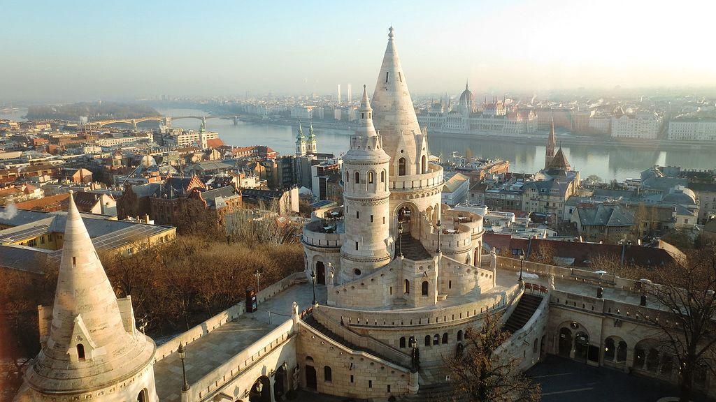 Bastionul Pescarului din Budapesta