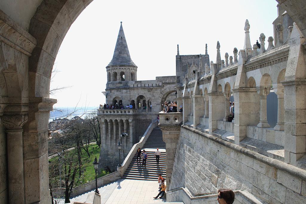 Bastionul Pescarului din Budapesta11