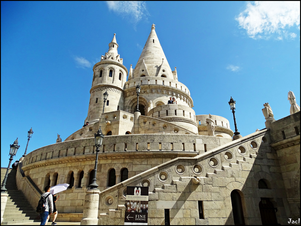 Bastionul Pescarului din Budapesta1111
