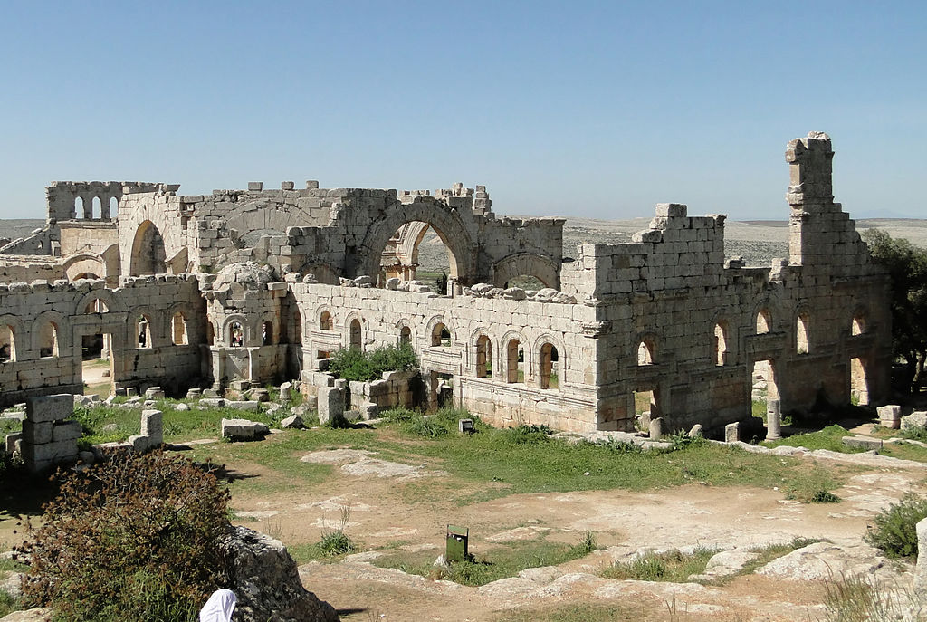 Bazilica Qala'at Saaman