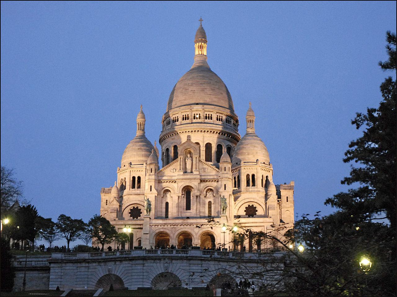 Bazilica Sacre-Coeur