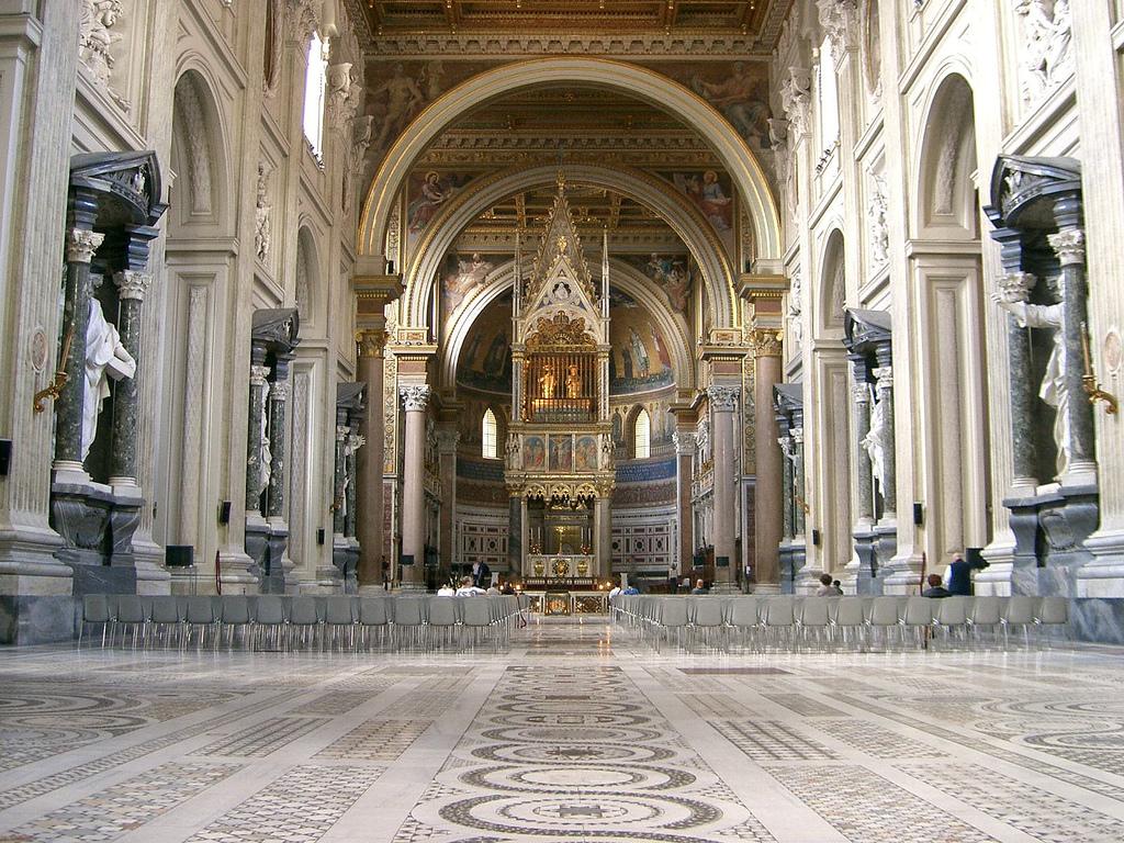 Bazilica San Giovanni in Laterano1