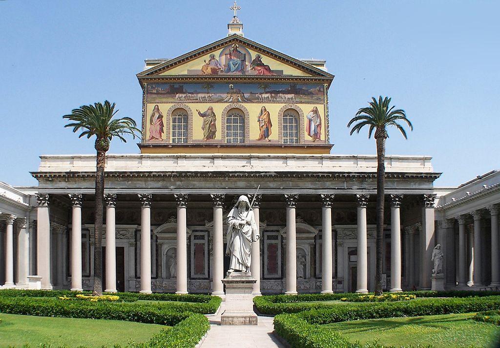 Bazilica San Paolo fuori Mura